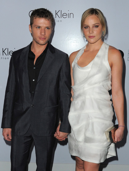 Breakups of 2010 - Ryan Phillippe & Abbie Cornish: What Cruel Intentions brought this end.