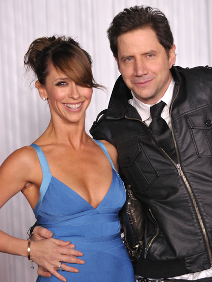Breakups of 2010 - Jennifer Hewitt & Jamie Kennedy: The odd couple.