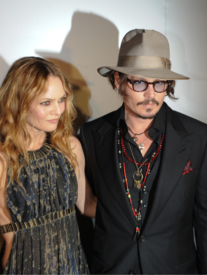 The Beautiful Couples - Vanessa Paradis & Johnny Depp: Creative Love