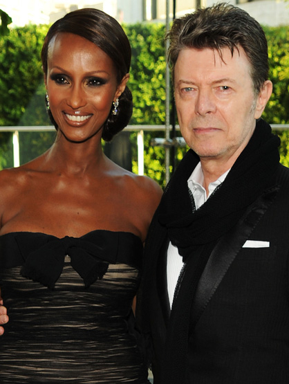 The Beautiful Couples - Iman & David Bowie: The Power Couple