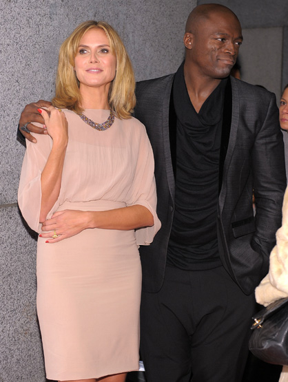 The Beautiful Couples - Heidi Klum & Seal: Kiss from a Klum