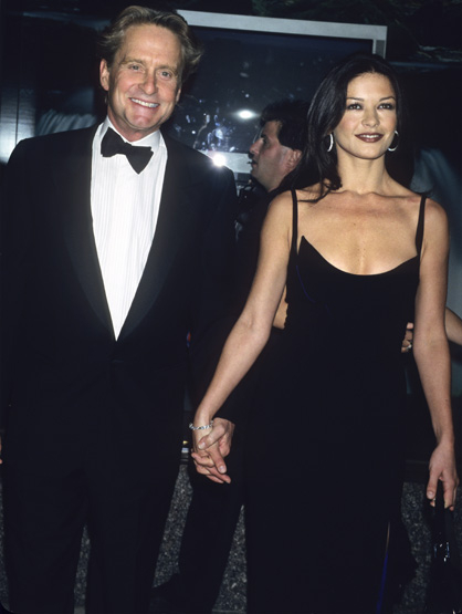 The Beautiful Couples - Michael Douglas & Catherine Zeta-Jones: Manthers Need Love Too