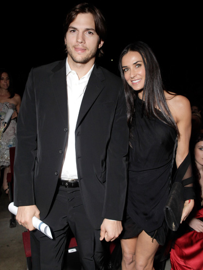 The Beautiful Couples - Ashton Kutcher & Demi Moore: Cougars Need Love Too