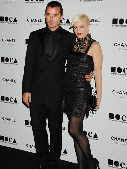 The Beautiful Couples - Gavin Rossdale & Gwen Stefani: Music Love