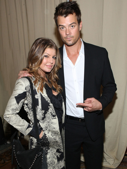 The Beautiful Couples - Fergie & Josh Duhamel: Anything Can Happen
