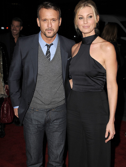 The Beautiful Couples - Tim McGraw & Faith Hill: Country Strong
