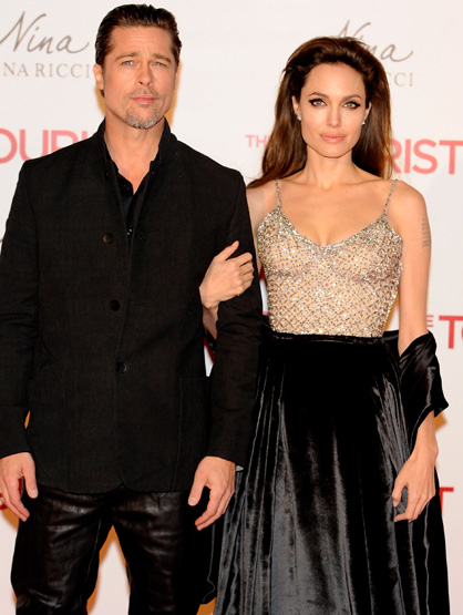 The Beautiful Couples - Brad Pitt & Angelina Jolie: Brangelina