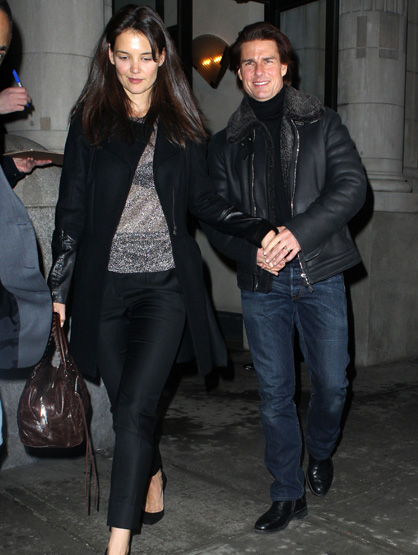 The Beautiful Couples - Katie Holmes & Tom Cruise: Scientology Love