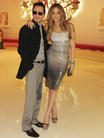 The Beautiful Couples - Marc Anthony & Jennifer Lopez: Latin Love