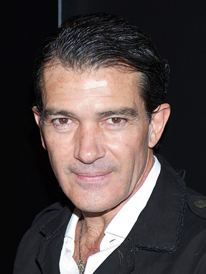 Latinos: Then and Now - Antonio Banderas: Now