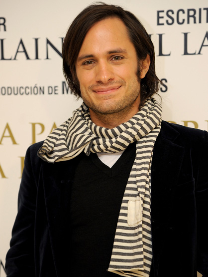 Latinos: Then and Now - Gael García Bernal: Now
