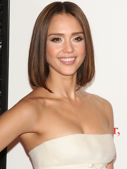 Latinos: Then and Now - Jessica Alba: Now