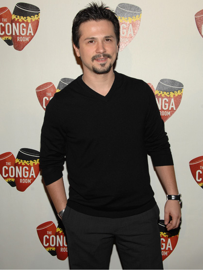 Latinos: Then and Now - Freddy Rodriguez: Now