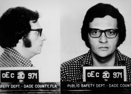 Celebrity Mug Shots - Larry King figures out in 1971 there is nothing grand about grand larceny charge