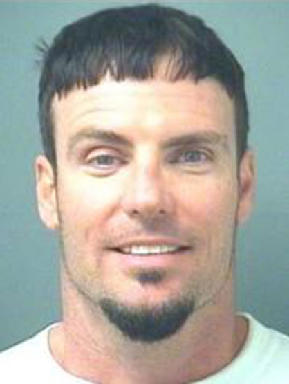 "Celebrity Mug Shots - Vanilla Ice learned a new song in '08 ""Ice Ice Battery Assault"""