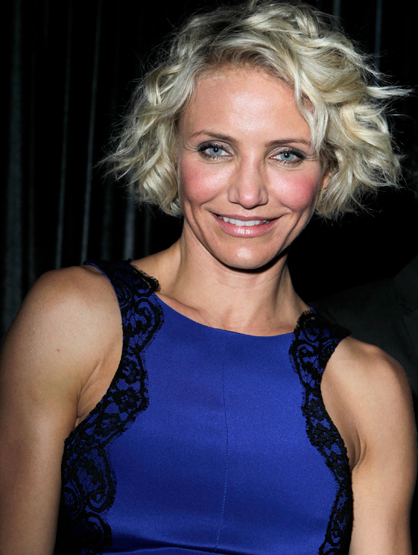 Celebs Turning 40 This Year - Cameron Diaz: Aug 30