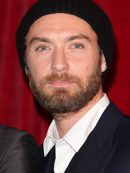 Celebs Turning 40 This Year - Jude Law: Dec 29