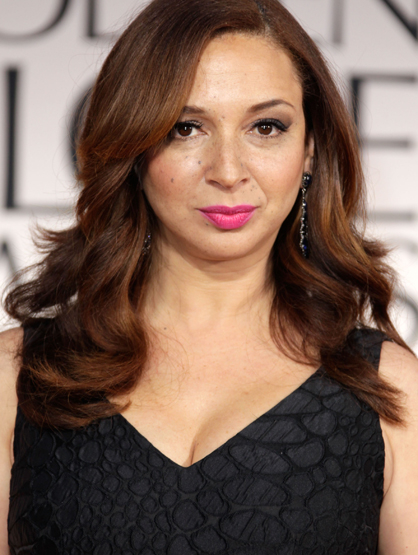 Celebs Turning 40 This Year - Maya Rudolph: July 27