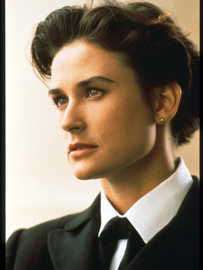 Demi Moore Through the Years - (Nov 1991) Demi Moore plays Lieutenant Commander Joanne Galloway in the Rob Reiner film adaptation of the Broadway drama 'A Few Good Men.' The film tells the story of three Judge Advocate General lawyers defending two US Marines facing murder charges.
