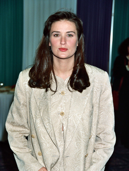 Demi Moore Through the Years - (Sept 1994) Demi Moore at the1994 ShoWest.