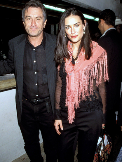 Demi Moore Through the Years - (Aug 1999)