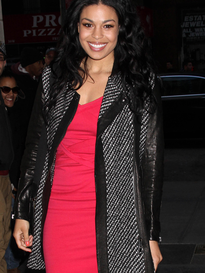 Faces and Places - 1.30.2012 12 Jordin Sparks at