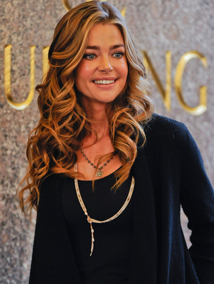 Celebrity Birthdays: February! - February 17: Denise Richards: Best known for her marriage to Charlie Sheen and her role in Wild Things.
