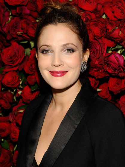 Celebrity Birthdays: February! - February 22: Drew Barrymore: Best known for her roles in Never Been Kissed and Charlies Angels and her personal life.