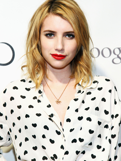 "Celebrity Birthdays: February! - February 10: Emma Roberts: Best known for her role in ""Scary Movie 4"" and as the niece of Julia Roberts."