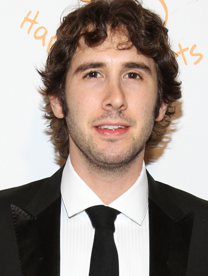 "Celebrity Birthdays: February! - February 27: Josh Groban: Best known as a singer and for his role in ""Crazy Stupid Love."""