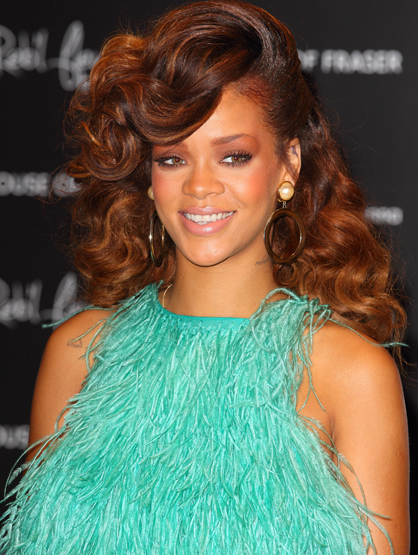 Celebrity Birthdays: February! - February 20: Rihanna: Best known for her controversial songs and personal life.