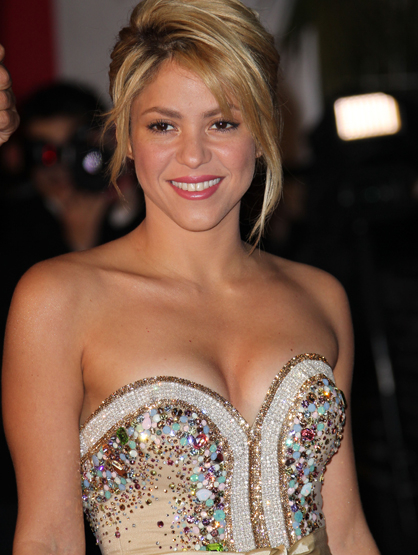 Celebrity Birthdays: February! - February 2: Shakira: Best known for her gorgeous voice and dancing skills.