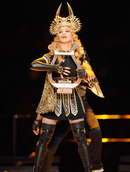 Madonna Super Bowl Halftime Show Extravaganza! - The Queen of Pop is back!
