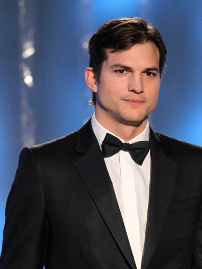 Before They Were Famous - Ashton Kutcher was a biochemical engineering student at the University of Iowa.