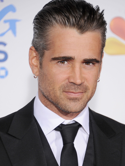 Before They Were Famous - Colin Farrell used to teach line dancing around Ireland.