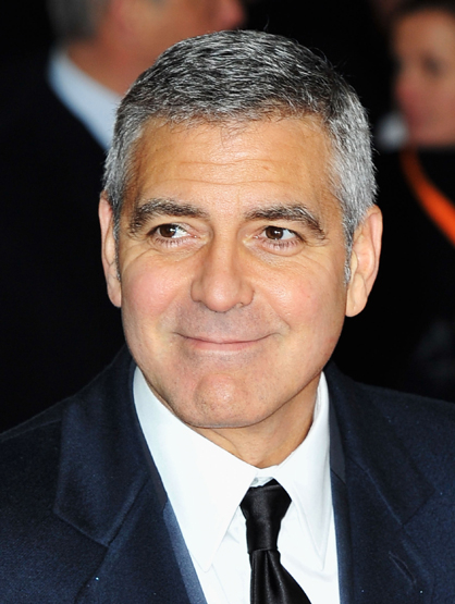 Before They Were Famous - George Clooney sold shoes and was a horrible bank teller.