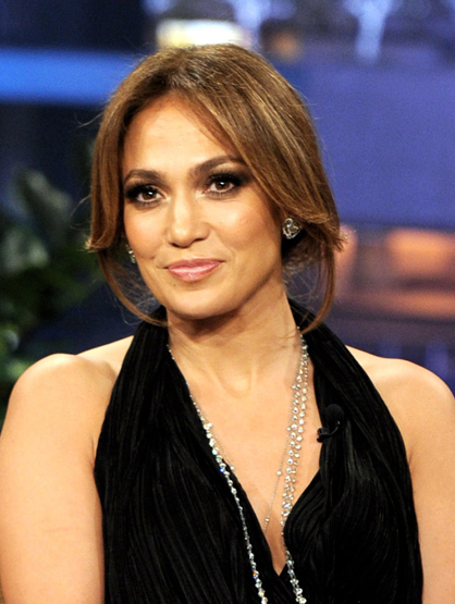 Before They Were Famous - Jennifer Lopez worked at a law office.