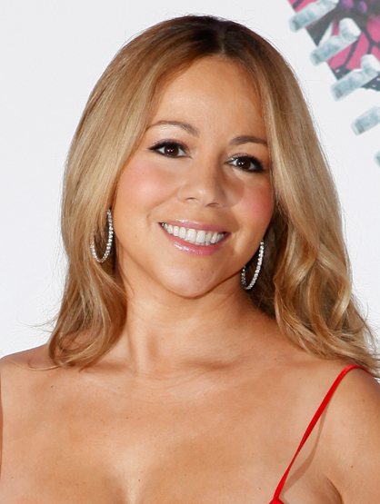 Before They Were Famous - Mariah Carey swept floors at a hair salon.