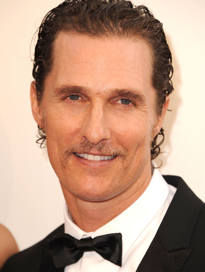 Before They Were Famous - Matthew McConaughey cleaned dirty chicken coops.