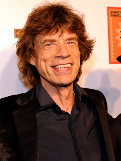 Before They Were Famous - Mick Jagger worked as a porter in a mental hospital.