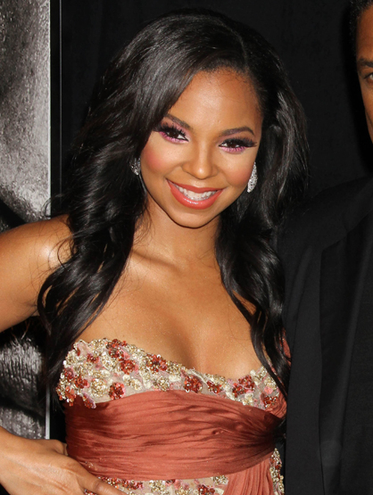 Faces and Places - 2.7.2012 Ashanti at the premiere of