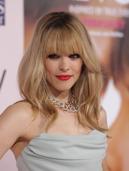Faces and Places - 2.6.2012 Rachel McAdams at the premiere of