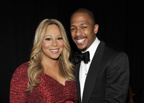 The Cutest Celebrity Couples - Mariah Carey and Nick Cannon.