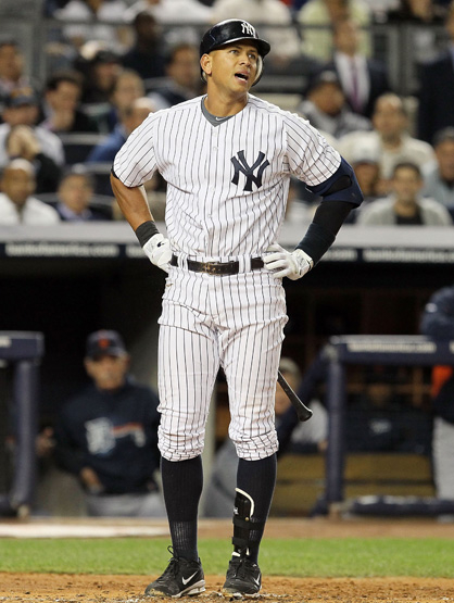 Latinos in Sports - A-Rod leading the Yankees to great heights!