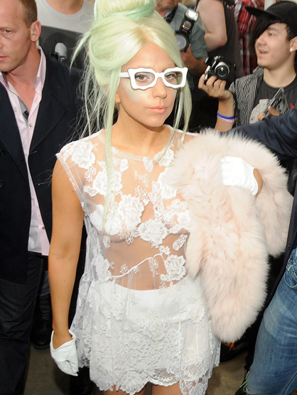 Celebrity Birthdays: March! - March 28: Lady Gaga: Best known for her outrageous music and huge following of 