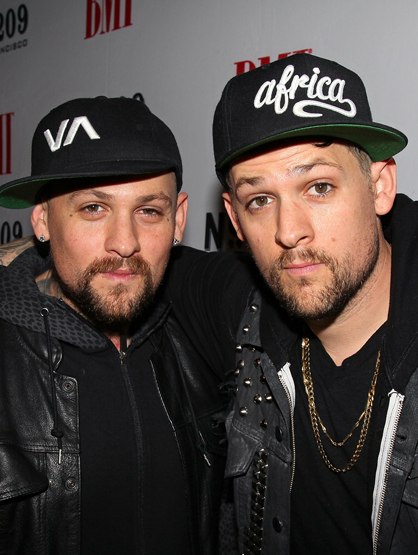 Celebrity Birthdays: March! - March 11: Benji and Joel Madden: Best known for being in the band, Good Charlotte.