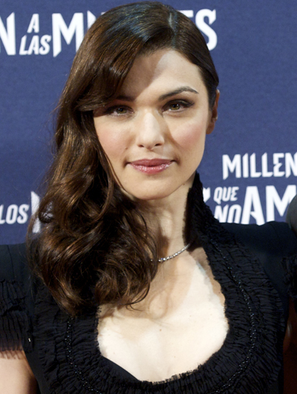 Celebrity Birthdays: March! - March 7: Rachel Weisz: Best known for her role in