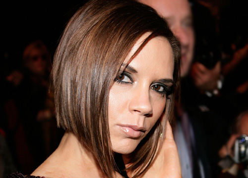 Iconic Celebrity Hair - Scores of women everywhere ran to their local salons and asked for Victoria Beckham's