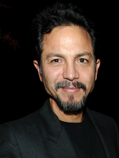 Latinos Clandestinos: TV and Film - Benjamin Bratt, who is best known for his work as Detective Rey Curtis on