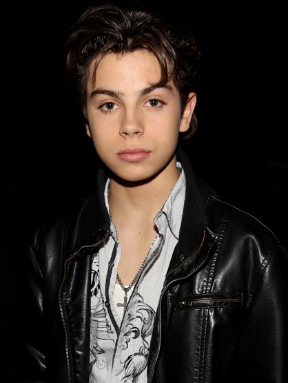 Latinos Clandestinos: TV and Film - Jake T. Austin, who plays Max Russo on
